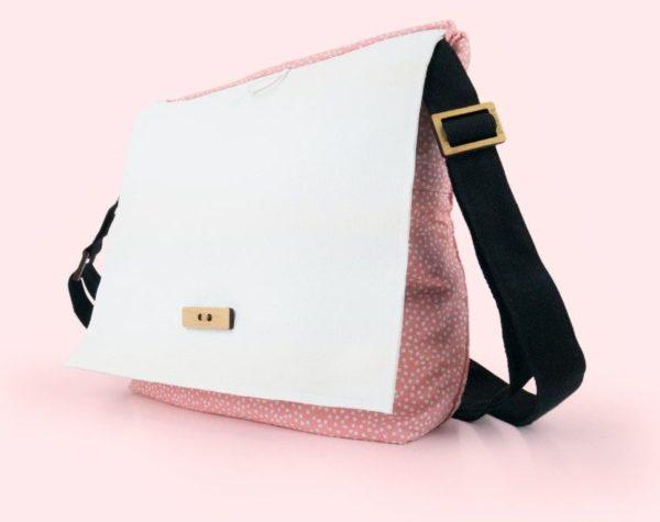 Kuked Bag Pink